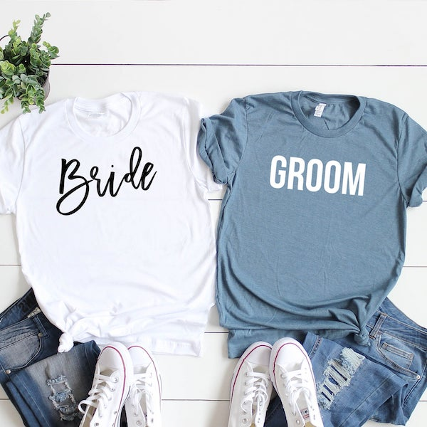 This image has an empty alt attribute; its file name is 12-bride-groom-shirts.jpg
