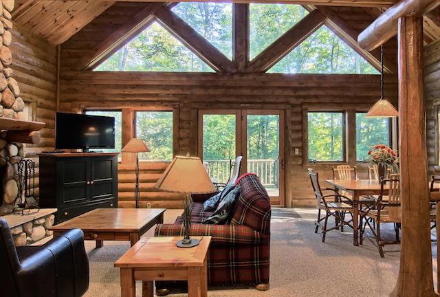 823 Mountain Cabin in Boyne Falls, Michigan